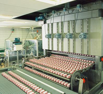 Foodco Global Machinery - Pate Line