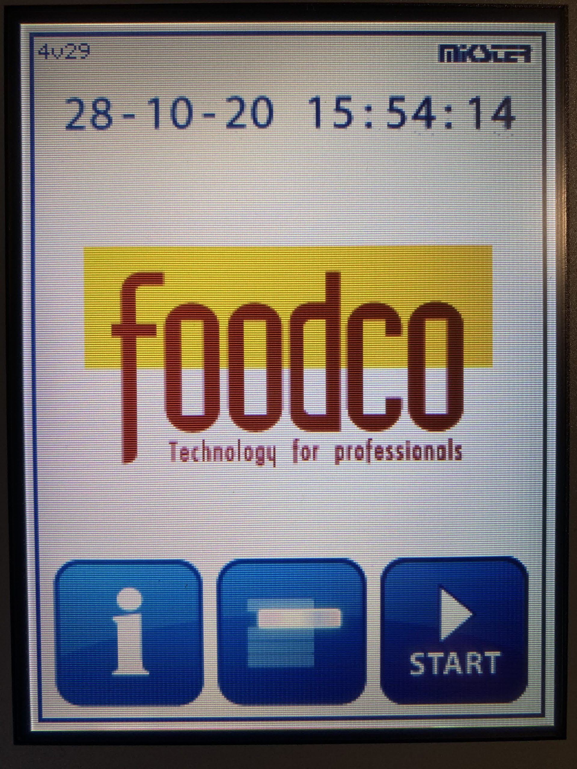 Foodco Global Machinery - Food processing controller Systems iMAX 500 - iMAX 1000 - PLC