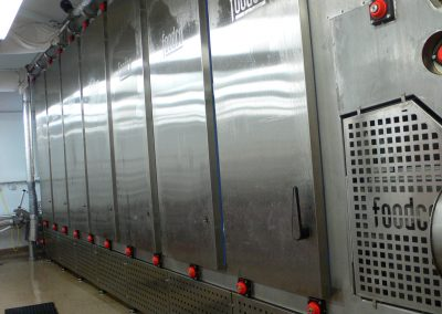 Continuous Ready Meal Line