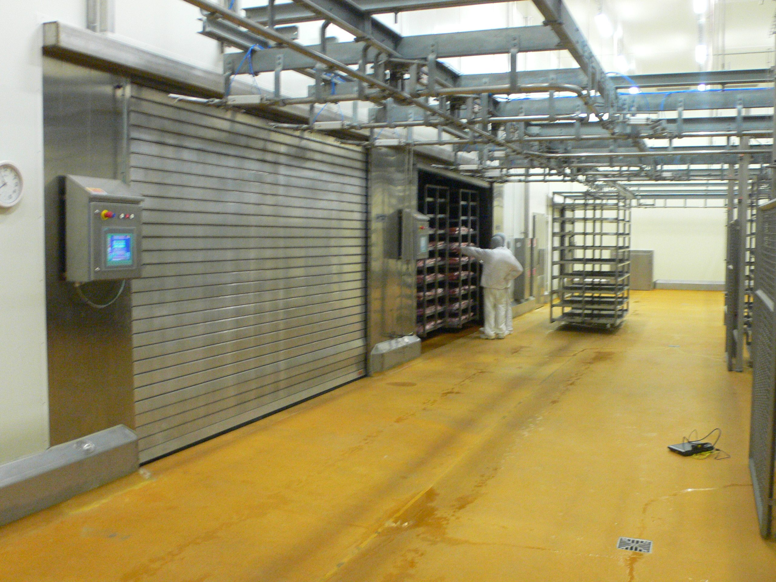 Foodco Global Machinery - 3 UNITS WITH 27 TROLLEY DEFROST CAPACity