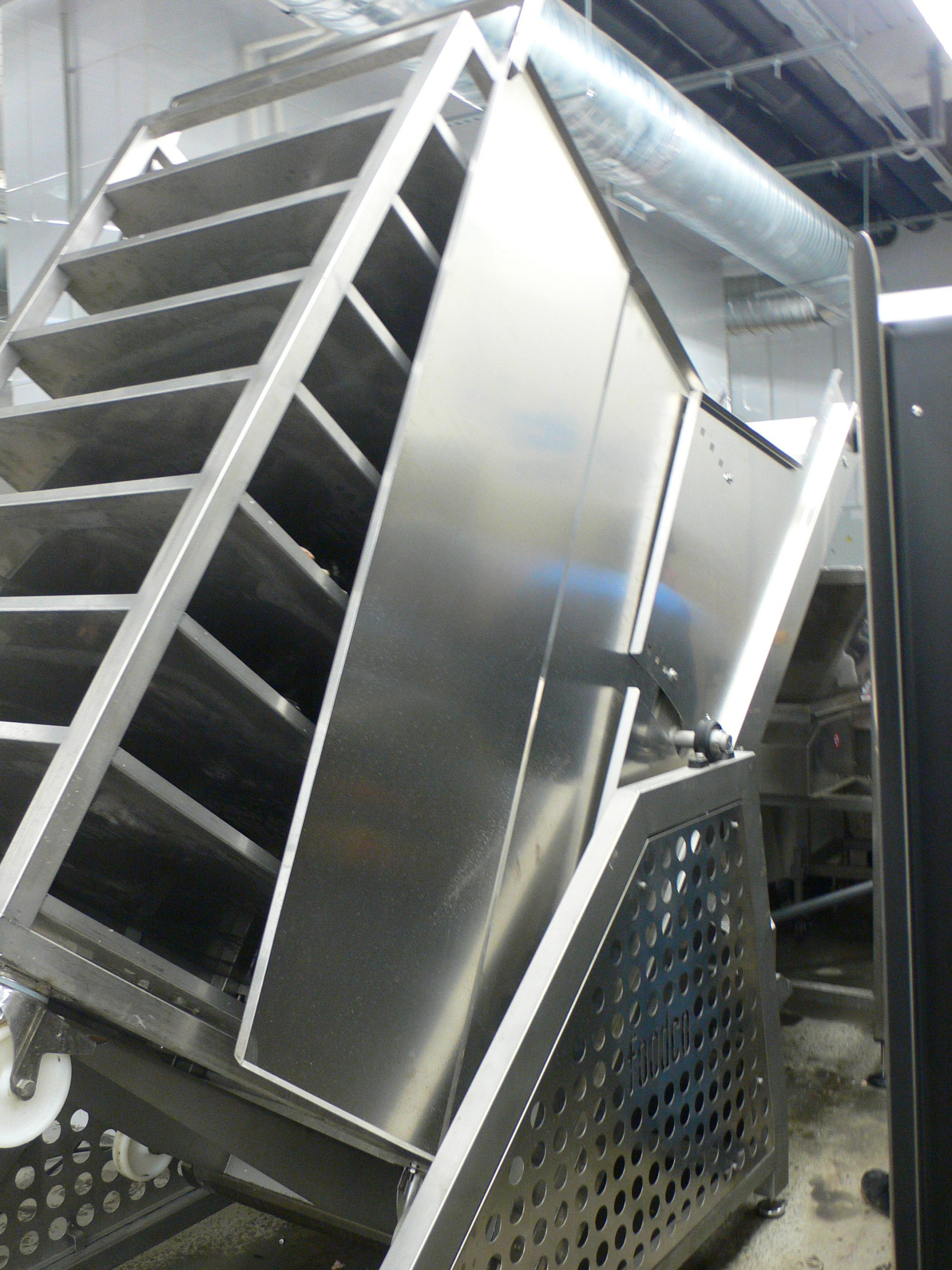 Foodco Products - Loader and Unloader
