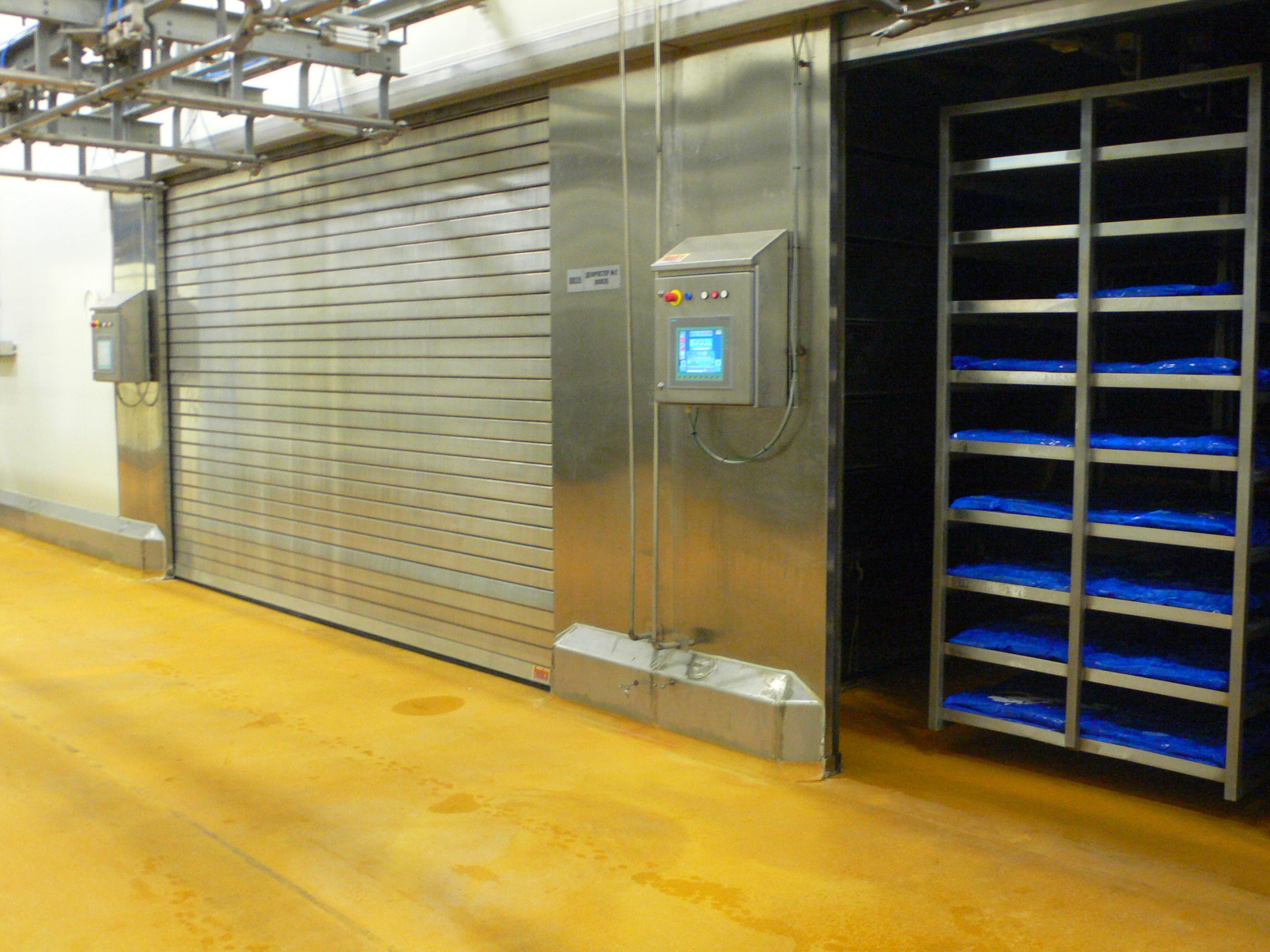 Foodco Global Machinery - 3 UNITS WITH 27 TROLLEY DEFROST CAPACITY.