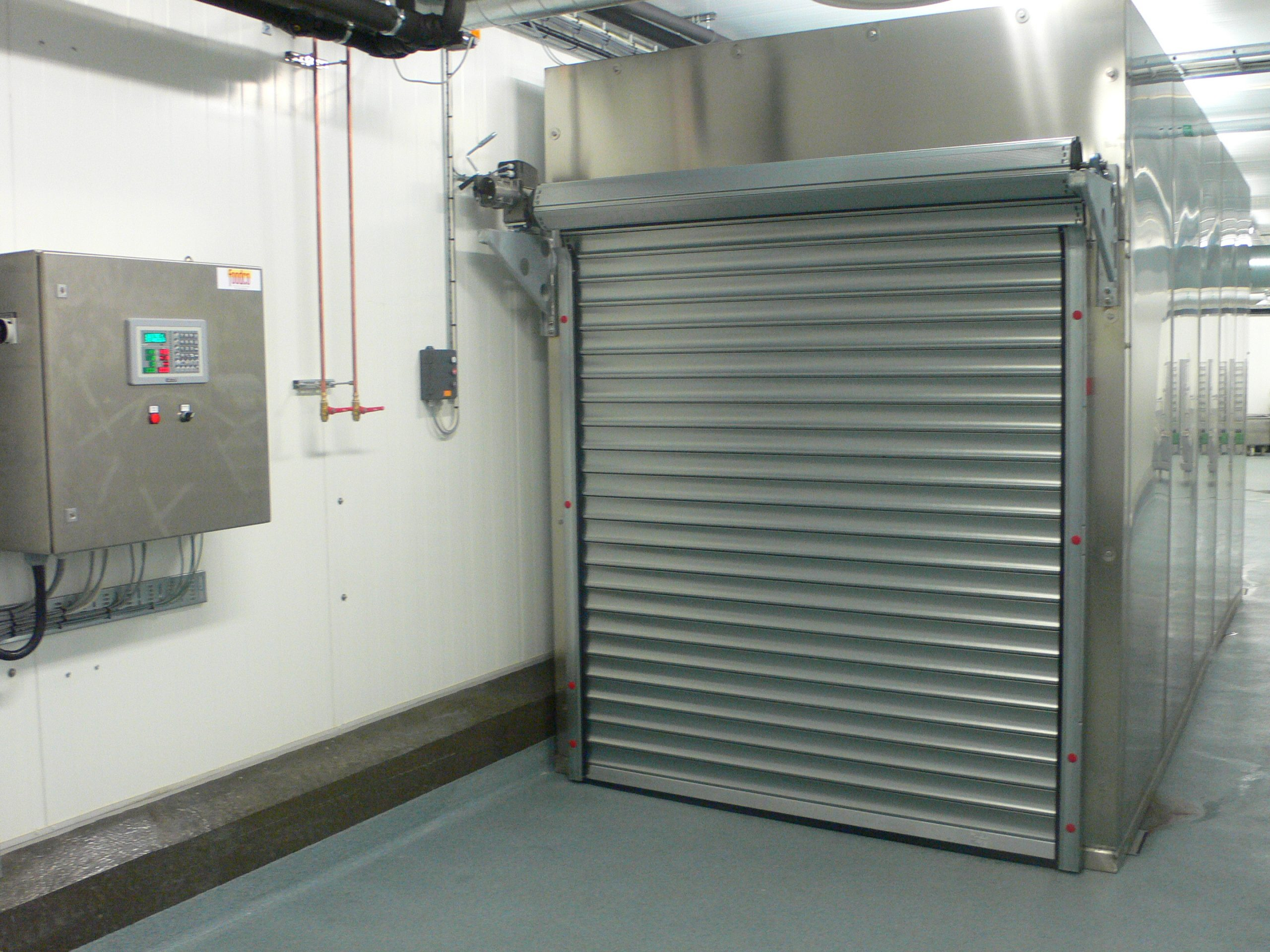 Foodco Global Machinery - An automatically operated defrosting process