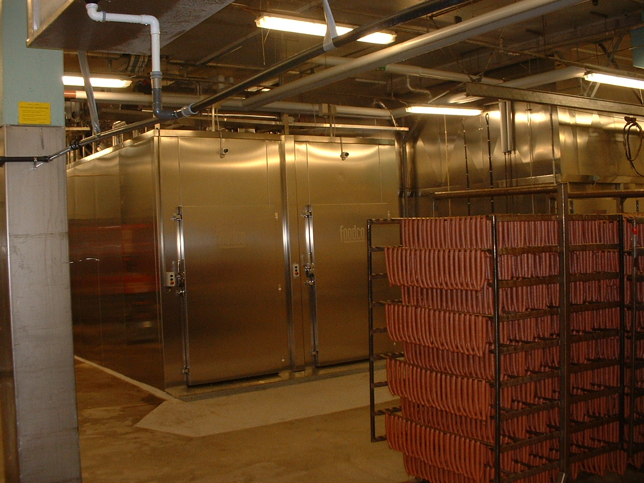 Foodco Global Machinery - With Foodco's cookers you get state-of-the-art processing equipment