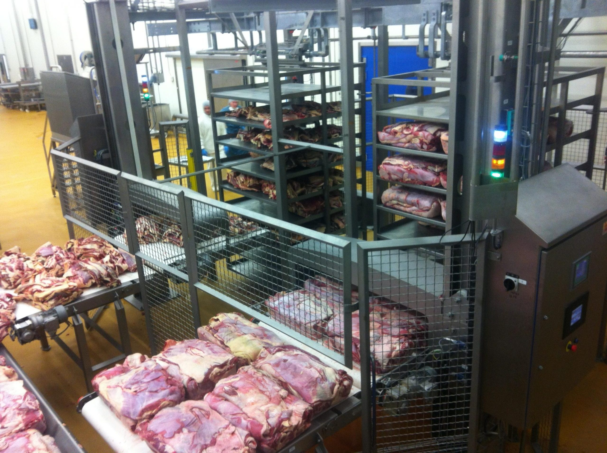 Foodco Global Machinery - Foodco's Unloader