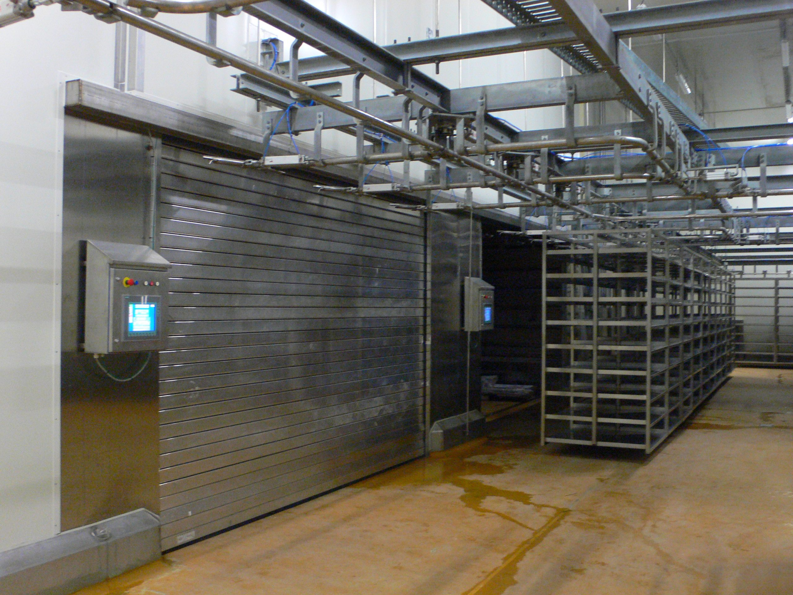 Foodco Global Machinery - Defrosting lines